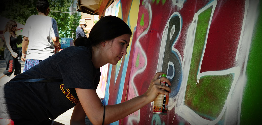 Aktuelle Graffiti-Workshops